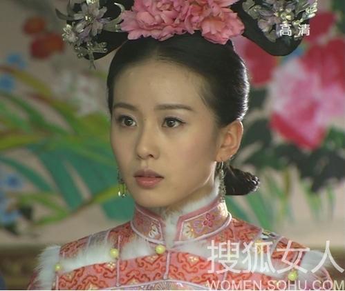2019宫廷剧排行榜_黎姿金枝欲孽的剧照