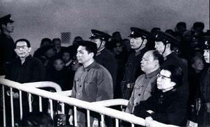 毛泽东/审判四人帮