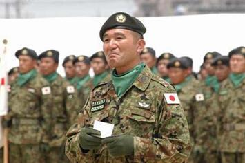 """中日部队海外并肩""""作战"""" 日本上校竟这么说"""