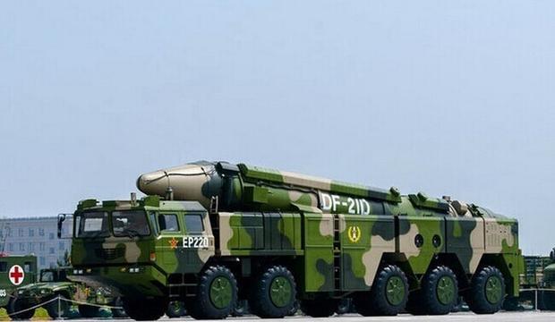 外媒称中国王牌武器可覆盖两海 美航母遇麻烦