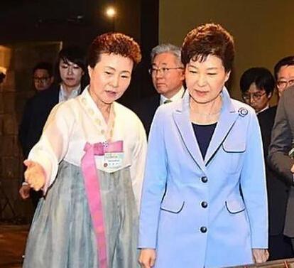 韩民众惧怕部署萨德得罪中国 朴槿惠并不知情