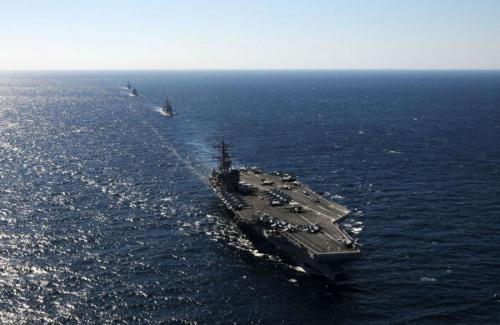 中方拒美航母停香港有原因 中美关系已出问题