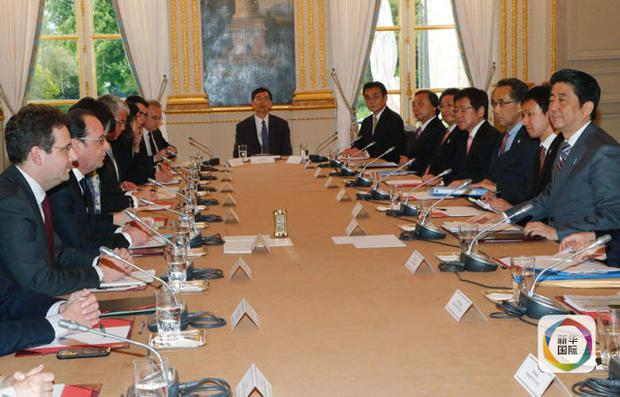 日本欲借G7拉多国搅南海 却不敢越中方红线