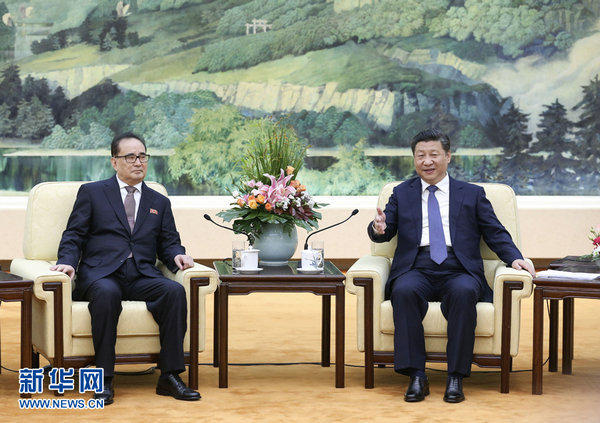 中方给李洙墉高级礼遇 中朝最新举动不同寻常