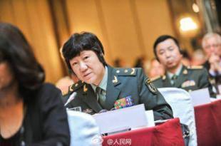 30多国军方代表赴香会 中国女将军曾让美军难堪