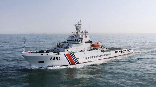 日媒:中国海警船4天连进钓岛海域 日船出动