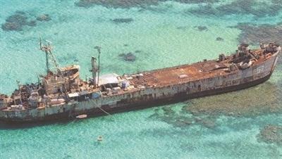 南海仲裁案对菲成炸弹 拿中国没辙