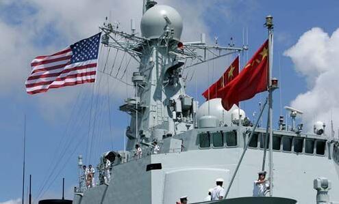 环太军演发布会记者密集提问中国 美司令:好事