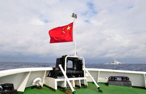 日本自卫队高官:中国将在不知不觉间夺回钓岛
