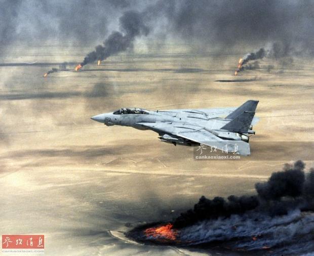 美专家:中美永难结盟 海湾战争促使解放军奋起
