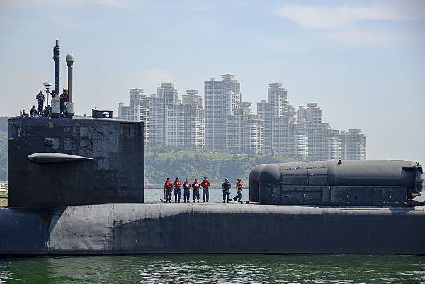 俄专家:美潜艇可迅速逼近中国 携带数百核弹头