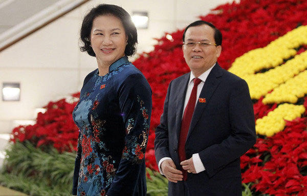 越南将重选高级领导人 或为缓解中越南海冲突