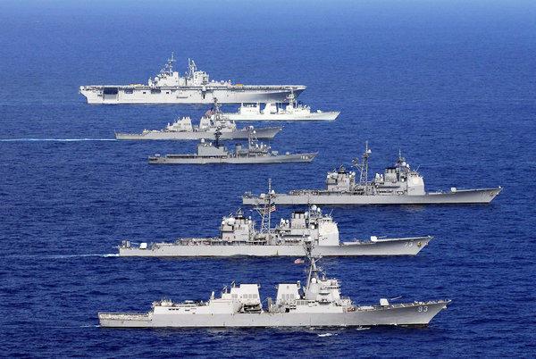澳媒:澳计划在南海部署设施 搜集中俄军演情报