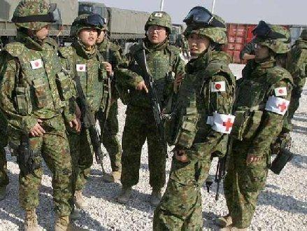 外媒:日本与中国对抗终将处下风 解放军太庞大