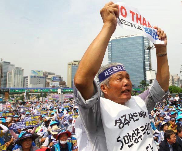 韩媒:萨德影响华导弹战略 中国或有实质性制裁