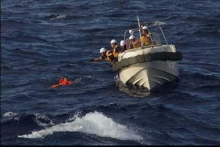 中国渔船钓鱼岛附近失事 日方救6人中方表感谢