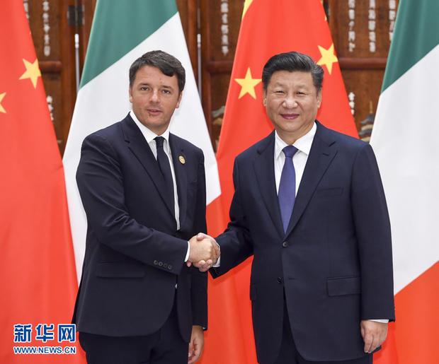 G20峰会开幕前 多国领导人相继抵达杭州