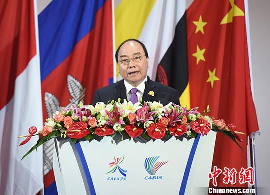 越南总理阮春福首次访华 将推动南海局势再降温