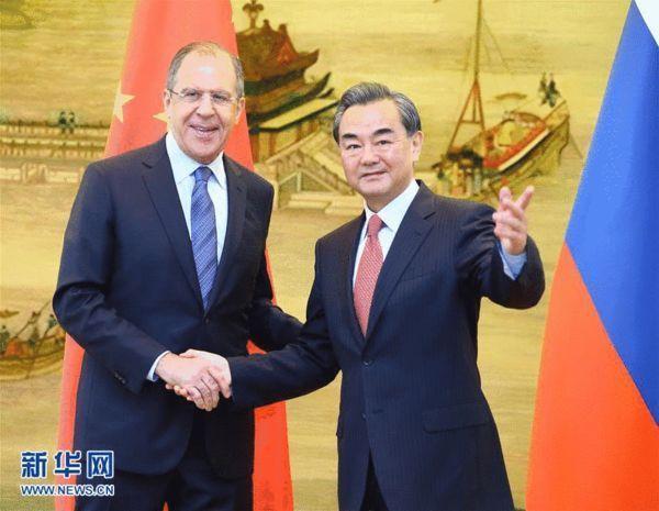中俄外长通话内容公开:半岛复杂 努力做一件事