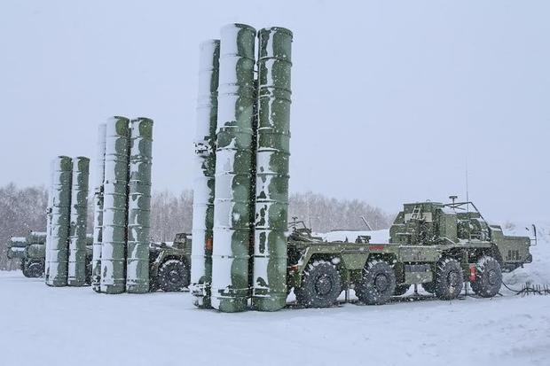 俄副总理:俄只对亲近国破例出售S400 先卖中国