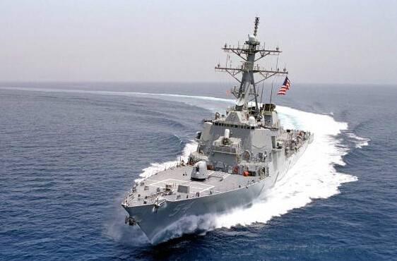 人民日报批美舰强闯西沙:中国不会任你肆意胡来