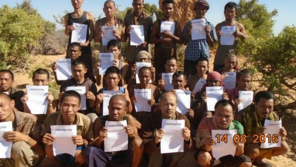 外交部:索马里海盗所劫持中国船员安全获救