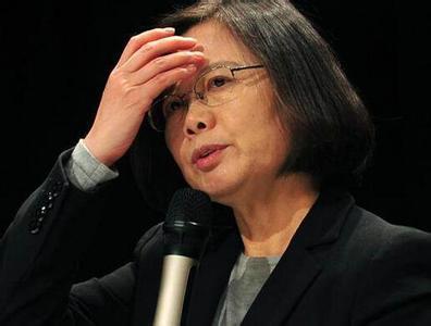 """台媒揭""""台独""""势力六大门派:蔡英文已遭绑架"""