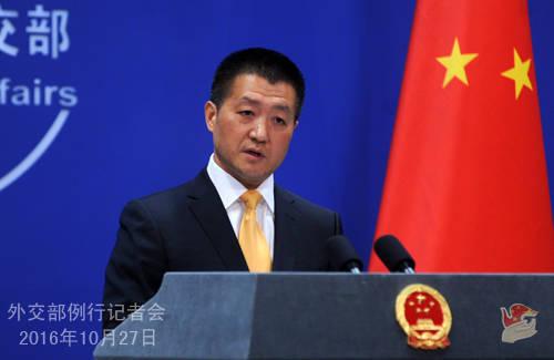 菲总统声称海上问题将站在日本一边 中方回应