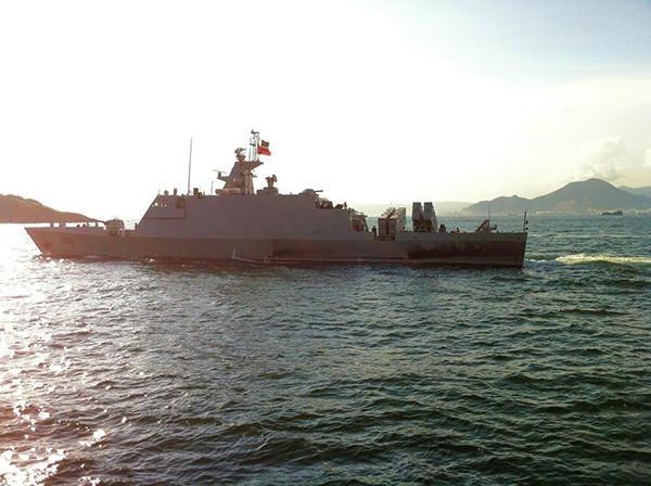 马来西亚一次采购18艘中国军舰 美方表态意外