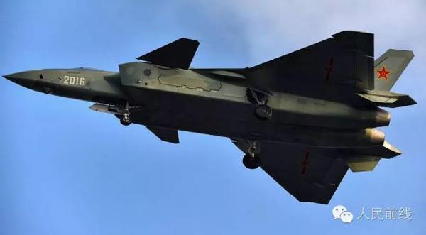 军媒:美国暗示歼-20偷了F-117技术 简直胡扯