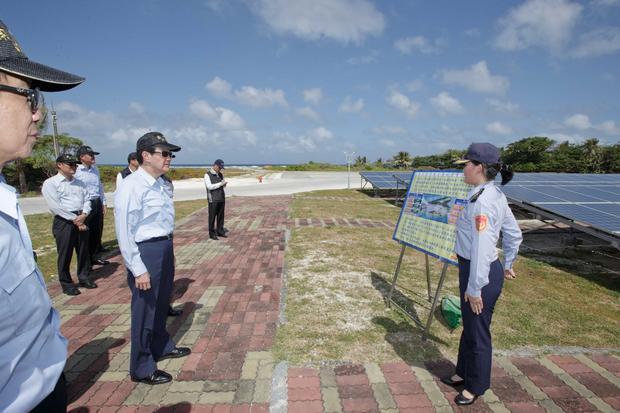 国民党提议恢复太平岛驻军 台湾部门不敢照办