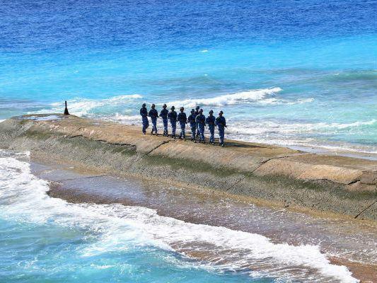 美智库假想中美交战 南海势均力敌台海中国占优