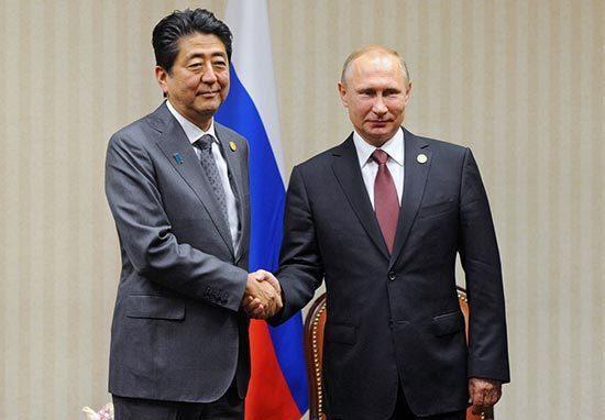 怕欧美不高兴 日本将普京访问礼遇定为最低一档