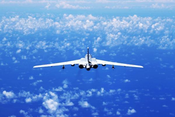 台当局硬称大陆军机绕台演习 台军自夸比日本快