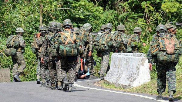 台防务部门称2018年起不再征兵 此前曾三度跳票