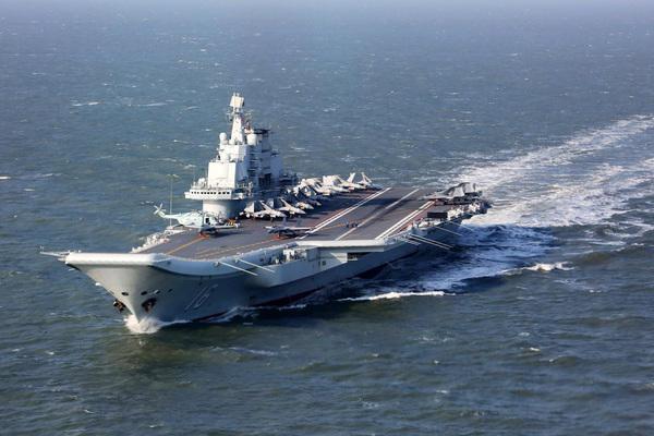 辽宁舰或绕行台湾岛进入南海 台湾军方这样表态