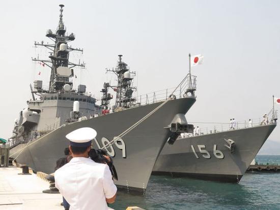 日本拟向东盟各国免费提供旧武器 以对抗中国