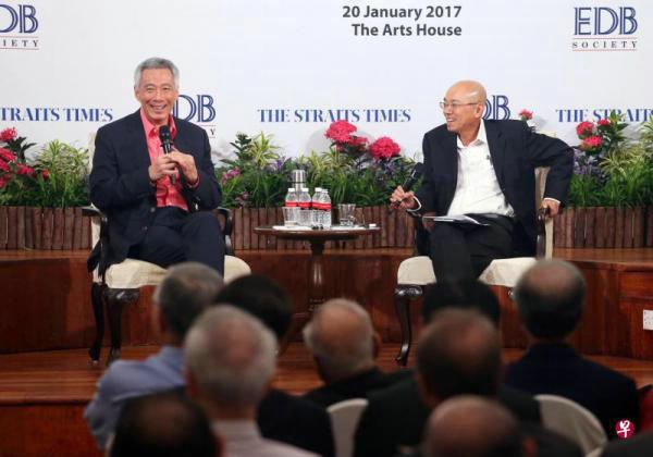 新加坡装甲车在香港被扣 总理李显龙这样回应