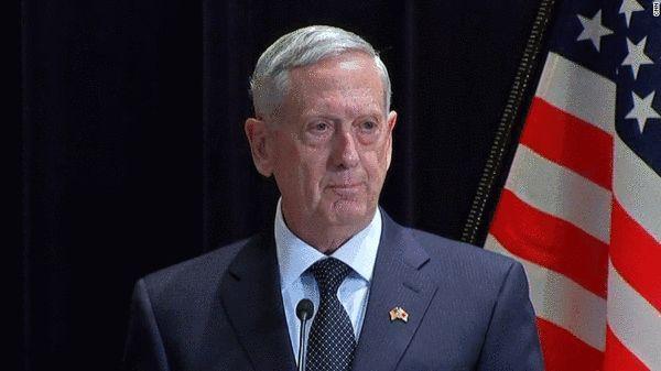 美新防长示软称不在南海动武 提一策略