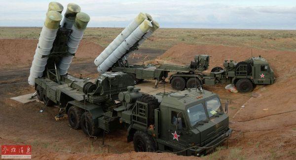 美无法离间中俄:S-400迫使其不敢对华轻举妄动