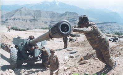 印度向北方边境山地部队增兵1.5万 印媒称针对中国