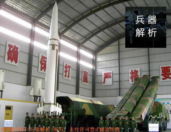 中国巡航导弹百步穿杨 打击能力已超美国战斧