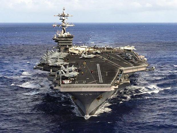 侠客岛:这时候派航母来朝鲜半岛 美国你吓唬谁呢