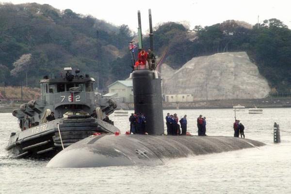 美潜艇轻易锁定中国军舰?张召忠这么看