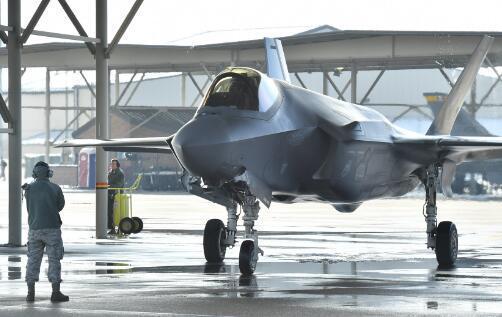 媒体:F35军购还没眉目 台湾就将其纳入兵棋推演