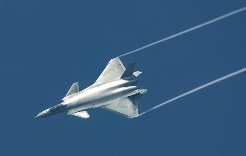 德媒:中国军力位居全球第三 一能力超过美俄