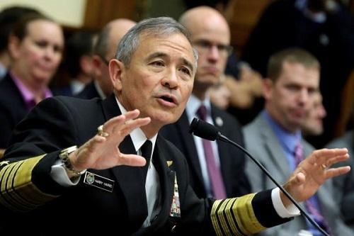 美军司令首访毗邻钓鱼岛日本雷达站 境外媒体:想牵制中国