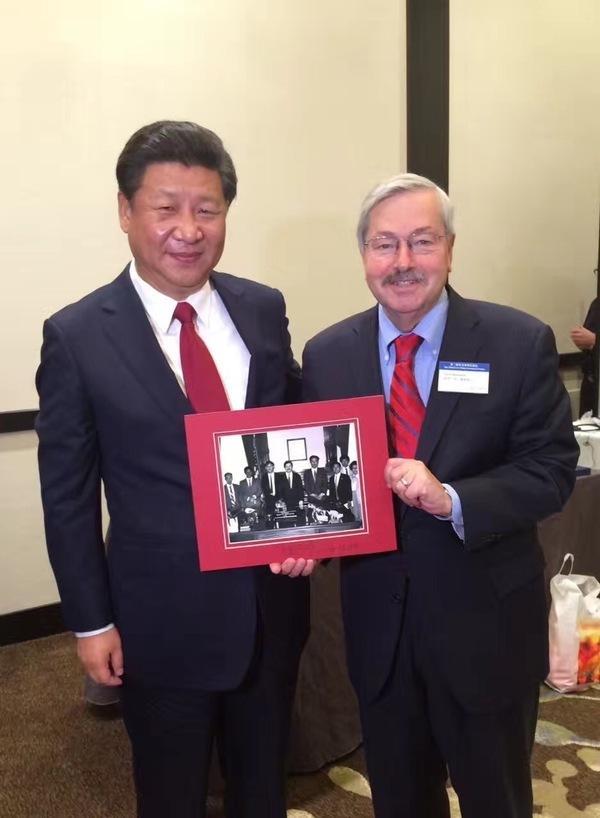 美国新任驻华大使:无外交经验 和中国打了30年交道