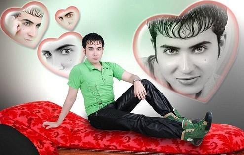 男人最帅的_敢称自称 地球第一帅男 某伊拉克小伙各种自恋