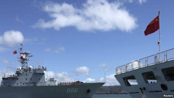 美媒:中日等27国将参加2016环太平洋军事演习